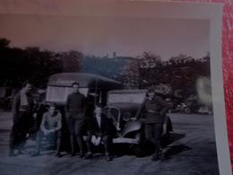 WW2 Années(±)Mai 1939 -Militaires Reg☛Cavalerie Artillerie à Metz Photographie Photo Originale Photos Guerre,Militaria - Guerre, Militaire