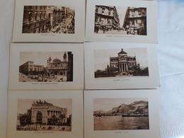 26 Cartes De Palermo - Cartoline