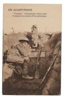 Un Avant-poste: TOMMY.... - Guerre 1914-18