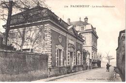 FR44 PAIMBOEUF - 774 - La Sous Préfecture - Animée - Belle - Paimboeuf