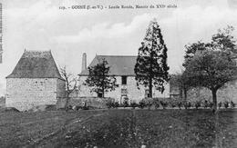 Gosné (35) - Lande Ronde. - France