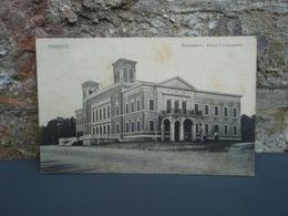 TRIESTE Cacciatore Hôtel Ferdinandeo  Carte Non écrite. - Trieste (Triest)