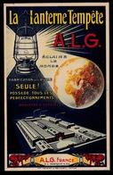 Publicité Illustrée : LA LANTERNE TEMPETE A.L.G. NANTES - Pubblicitari