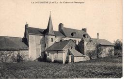 La Gouesnière (35) - Le Château De Beauregard. - Francia