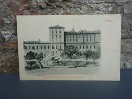 Torino Facciata Del Palazzo Reale Dal Lato Del Giardino Carte Non écrite, Précurseur - Palazzo Reale