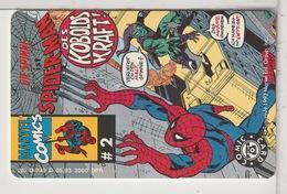 THEMES - BD - MARVEL COMICS Spider-Man - ALLEMAGNE - D - 3 000 Ex. - BD