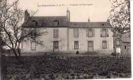 La Gouesnière (35) - Le Château De Beauregard. - France
