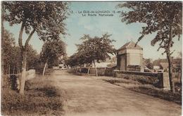 28  Le Gue De  Longroi  La Route Nationale - France