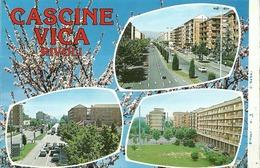 """5126 """" CASCINE VICA-RIVOLI-3 VEDUTE""""-PROVA DI STAMPA DELL'EDITORE """" ORIG. - Rivoli"""