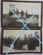 Photox2 ABL Pre 1914 Vesting Fortification Liège ? Antwerpen ? Bunker Canon Geschütz Artillerie Militaria Armée Belge - Guerre, Militaire