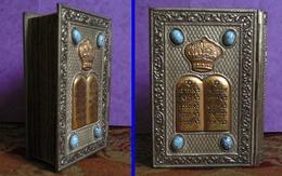 L-IL - Prezioso Libro Ebraico  - Précieux Livre Juif  - Jewish Valuable Book - Libri Vecchi E Da Collezione