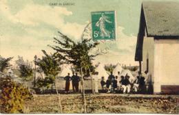 CPA - CAMP DU LARZAC (1912) - France
