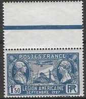 N°245 Neuf ** 1927 - France