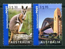 Australia 2007 Country To Coast Set MNH (SG 2816-2817) - Ungebraucht