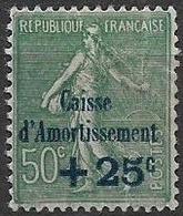 N°247 Neuf ** 1927 - Frankreich