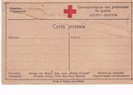 CROIX ROUGE(DOUBLE CARTE) - Croix-Rouge