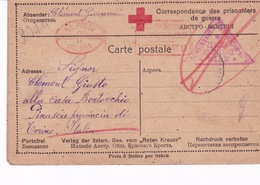 CROIX ROUGE(DOUBLE CARTE) - Rotes Kreuz