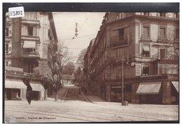 LAUSANNE - AVENUE DE VILLAMONT - B ( PETIT GRATTAGE COIN BAS GAUCHE ) - VD Vaud