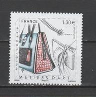 """FRANCE / 2018 / Y&T N° 5209 ** : """"Métiers D'art"""" (Maroquinier) - Gomme D'origine Intacte - France"""