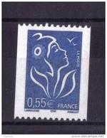 ROULETTE N* 3807 NEUF** (légende ITVF)(n* Noir Au Verso) - Rollen