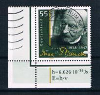 BRD/Bund 2008 Mi.Nr. 2658 Ecke Gestempelt - [7] República Federal