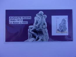 """Bloc Souvenir N° 137 ** - 2017 - """" Auguste Rodin """" Sous Blister Fermé - Bloques Souvenir"""