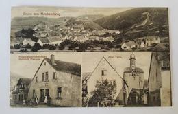 AK - Gruss Aus Neubamberg - Kolonialwarenhandlung Heinrich Menges - Alter Turm - Allemagne