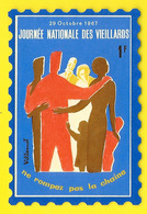 Journée Nationale Des Vieillards 1967 - Organisations
