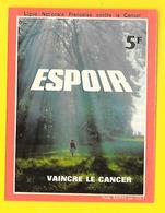 Cancer Vaincre Le Cancer 5Fr - Organizaciones