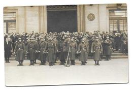 Bordeaux - 2 Cpa Photo Vendue Par Le Foyer Belge - Militaria