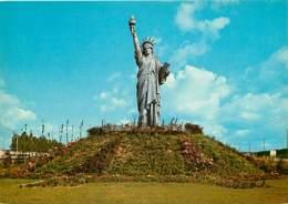 76 - Barentin - Statue De La Liberté (Sculpteur Bartholdi) - Carte Neuve - Voir Scans Recto-Verso - Barentin