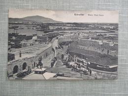 CPA  GIBRALTAR WATER PORT GATES - Gibraltar