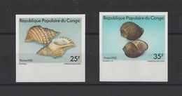 CONGO.  YT   N° 683C-683A  ND  Neuf **  1982 - Congo - Brazzaville