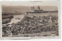 AK 0313  Melk In Der Wachau - Verlag Ledermann Um 1913 - Melk