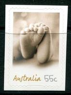 Australia 2009 Greetings Stamps - 55c Baby's Feet MNH (SG 3149) - 2000-09 Elizabeth II