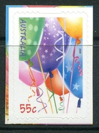Australia 2009 Greetings Stamps - 55c Balloons MNH (SG 3150) - 2000-09 Elizabeth II