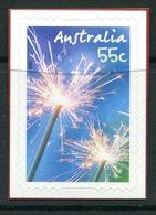 Australia 2009 Greetings Stamps - 55c Sparklers MNH (SG 3151) - 2000-09 Elizabeth II