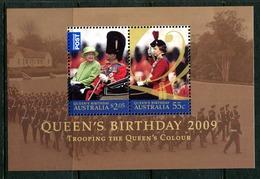 Australia 2009 Queen Elizabeth II's Birthday MS MNH (SG MS3187) - 2000-09 Elizabeth II