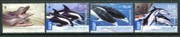 Australia 2009 Dolphins Set MNH (SG 3197-3200) - 2000-09 Elizabeth II