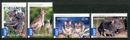 Australia 2009 Bush Babies Set MNH (SG 3218-3221) - 2000-09 Elizabeth II