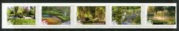 Australia 2009 Parks And Gardens - Self-adhesive Set MNH (SG 3229-3233) - 2000-09 Elizabeth II