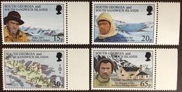 South Georgia 1996 Shackleton MNH - Südgeorgien