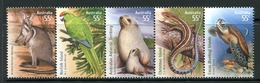 Australia 2009 Species At Risk Set MNH (SG 3247-3251) - 2000-09 Elizabeth II