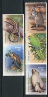 Australia 2009 Species At Risk - Self-adhesive Set MNH (SG 3253-3257) - 2000-09 Elizabeth II