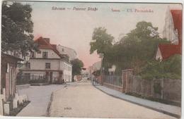Suisse  ? :  Schrimm - Posener  ,  Srem , Ul  Poznanska  ( Destinée  à  Ussy ) - Schweiz