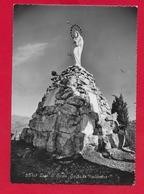 CARTOLINA VG ITALIA - LAGO DI GARDA - GARDA (VR) - La Madonnina - 10 X 15 - 1958 - Verona