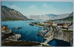 MONTENEGRO - KOTOR - CATTARO , ED.PURGER & CO. 8426 - Montenegro