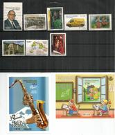 Année Complète 2013.  Neufs **  Inclus Deux Blocs-Feuillets ** Jazz En Andorre & Correspondance Postale. Côte 44,00 Euro - Nuovi