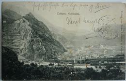 MONTENEGRO - KOTOR - CATTARO , NORDSEITE 1905 - Montenegro