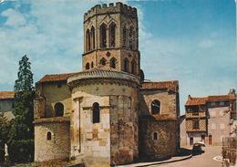 Carte Postale Des Années 80 De L'Ariège - St Lizier - L'Eglise - Andere Gemeenten